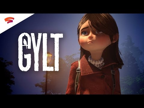 Gylt looks like a less scarring Silent Hill and I'm into it