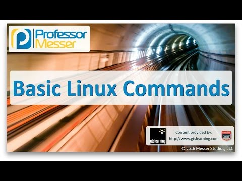 Descargar Video Basic Linux Commands - CompTIA A+ 220-902 - 2.1