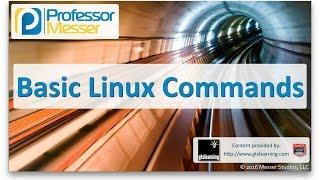 Basic Linux Commands - CompTIA A+ 220-902 - 2.1