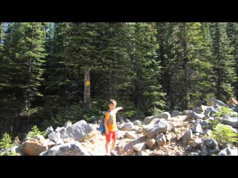 2011 Cavell Meadows Hike
