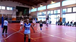 Volley Cornaredo vs Magenta 2012 - Under 16 - Terzo set