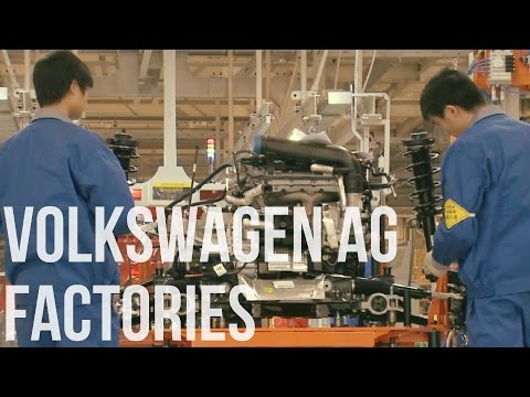 Volkswagen AG Factories