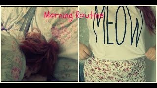 Weekend Morning Routine:) Thumbnail