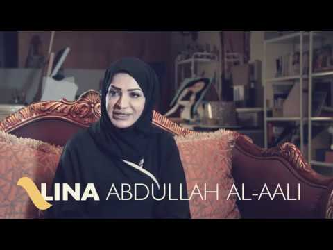 """Meet The People Of Qatar"" episode 05 - Lina Al-Aali"