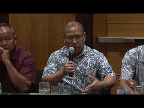 Guam Young Professionals You Decide Legislative Forum (3 of 3)