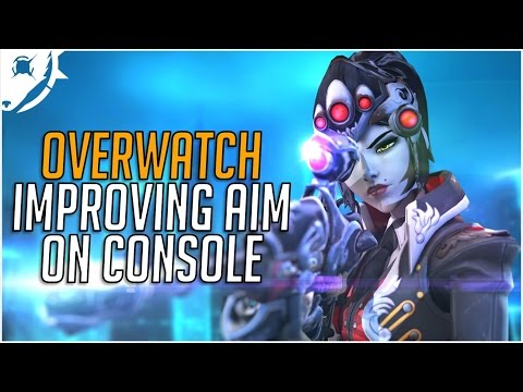 Overwatch: How To Improve Your Aim On Console | (PS4 Xbox One Overwatch)