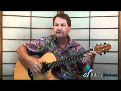 Money's All Gone - Guitar Instrumental - Guitar Lesson Preview