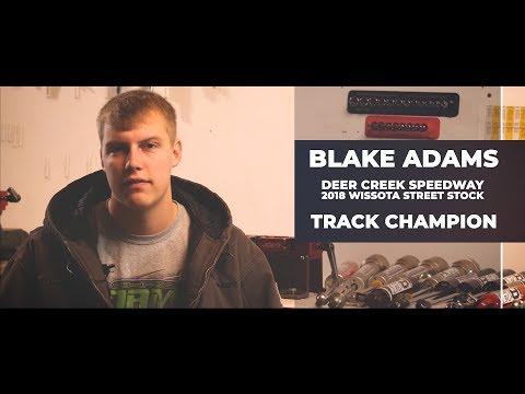 2018 Deer Creek Speedway Street Stock Track Champion