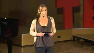 Benim icin hayat ilk nefesimi tuttugumda basladi: Sahika Ercumen at TEDxYouth@BLIS
