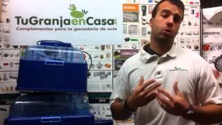Incubadoras para huevos, incubadoras de pollos | TuGranjaenCasa.es