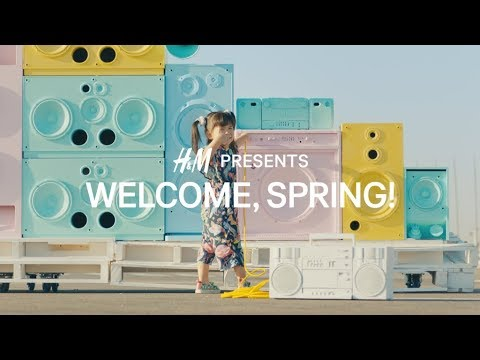 [VIDEO] - H&M Kids: Spring Fashion 2018 1