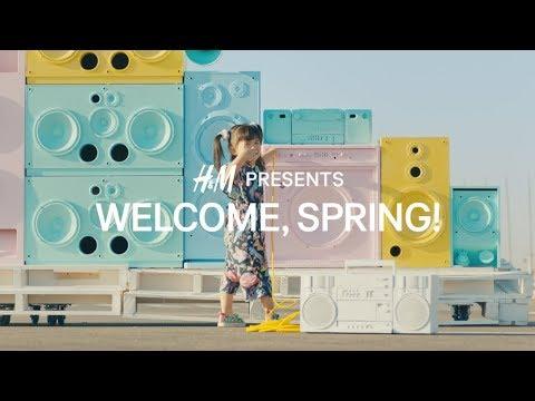 [VIDEO] - H&M Kids: Spring Fashion 2018 2