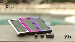 BTR Spotlight Deal - Sol-Mate Solar-power Mobile Charger