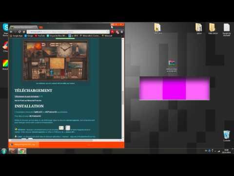 TUTO:Comment installer un pack de texture minecraft - YouTube