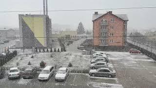 Zima nie odpuszcza (30 marca 2020)