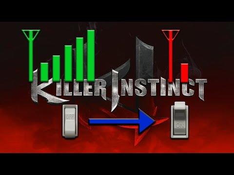 The Moist Box does Killer Instinct Episode 3 Lag Switch Engaged