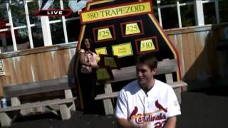 David Freese Plays The $80 Trapezoid