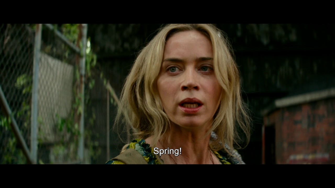 A Quiet Place  Part II   Trailer 1   Paramount Pictures International