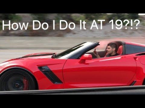 How do I afford a Z06 & ZL1 AT 19!?!?!