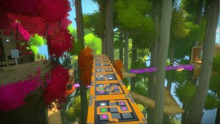 Building Glorious Bridges Made Entirely of Puzzles