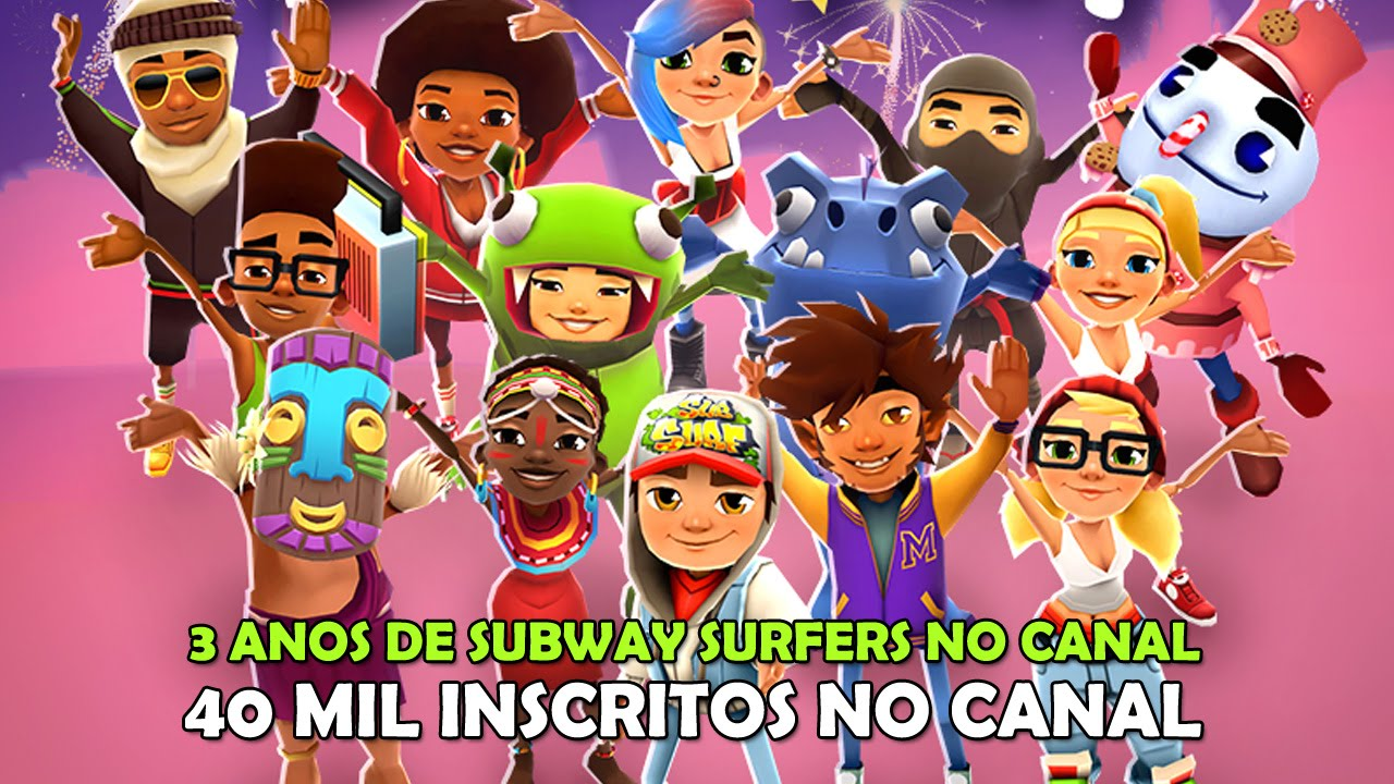 Subway Surfers 2 - subway-games.com