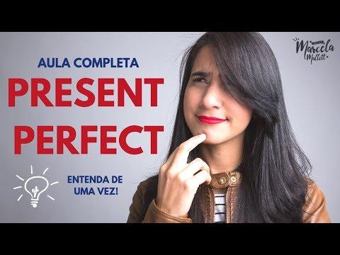 Present Perfect (Aula De Inglês)