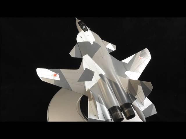 """Сборка модели  Су-47 Звезда """"Беркут"""" - шаг 7"""
