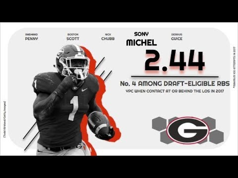 Sony Michel Scouting Report | PFF NFL Draft