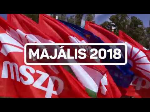 MSZP | Majális 2018