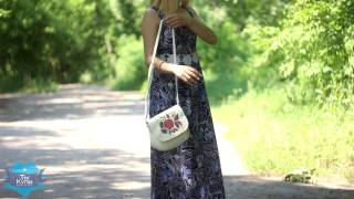 Женская маленькая сумка Габриела купить в Украине. Обзор