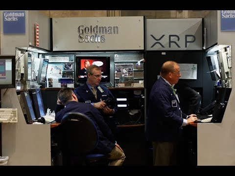 Goldman Trader: Digital Assets Will Be Transformative And Ripple XRP