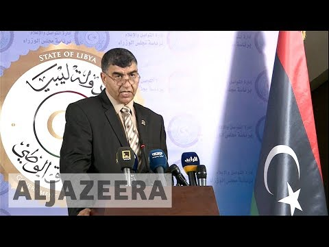 Libya and UK 'work closely' to investigate Manchester bombing