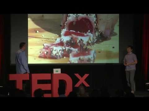 TEDxWindyCity  Homaro Cantu & Ben Roche  The Future of Food