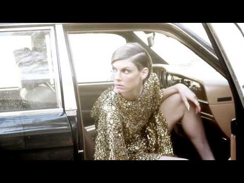 Reportage from L.A | Angela Lindvall by Michel Comte | Fashion Story | March 2014 | Vogue Italia