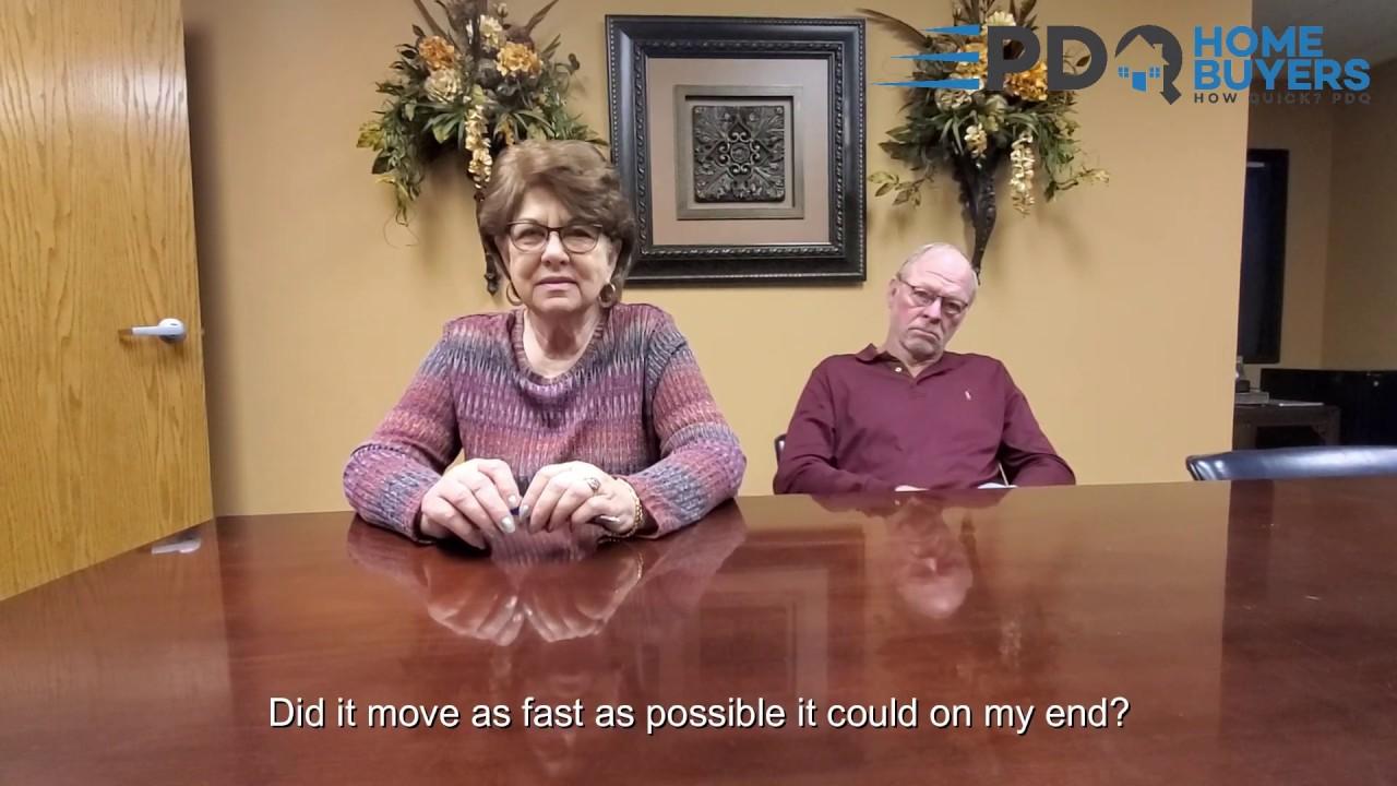 Inherited House Testimonial