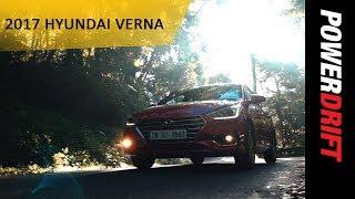 2017 Hyundai Verna : Coming Soon : PowerDrift