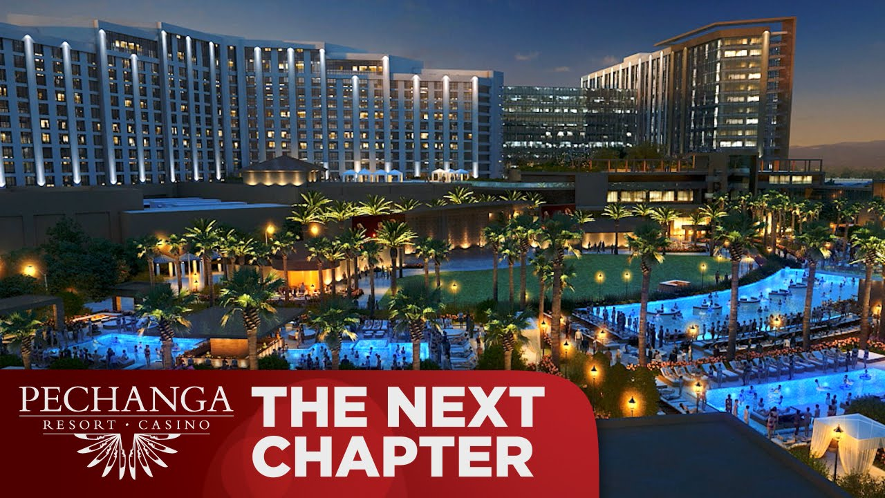 Pechanga The Next Chapter Youtube