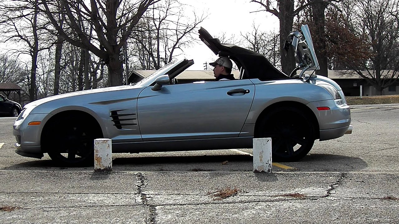 unclegal convertible photos by custom chrysler flickr cab b crossfire