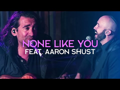 None Like You (feat. Aaron Shust) LIVE at the TOWER of DAVID, Jerusalem