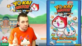 LIVESTREAMING Yo-Kai Watch Wibble Wobble - Ultra Mystery Way! [iOS & Android Gameplay]