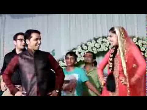 Pista dance on wedding day _ Malayalam Cine Express