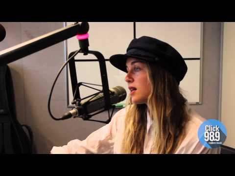 Zella Day Interview In-Studio