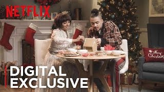 DIY Disasters with Kat Graham and Quincy Brown | The Holiday Calendar | Netflix