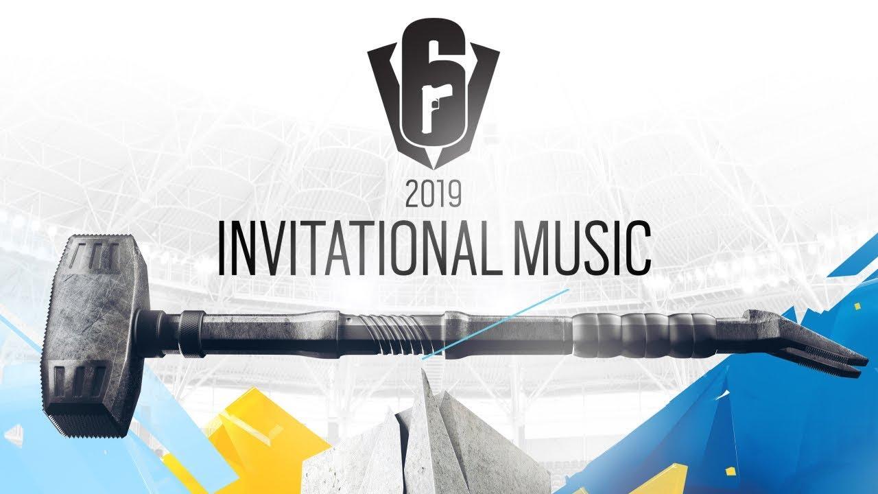 Rainbow Six Siege: 2019 Invitational Music (Full Soundtrack)  Music by  Danny Cocke