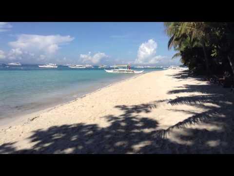 Beatiful alona beach resort in panglao, bohol