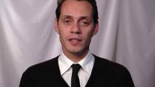 Marc Anthony: The Flu