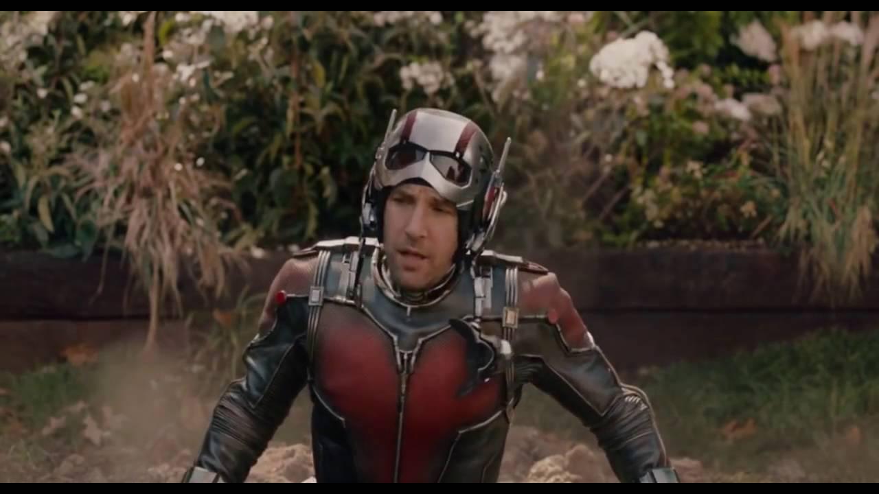 Download Ant Man  funniest scenes ever