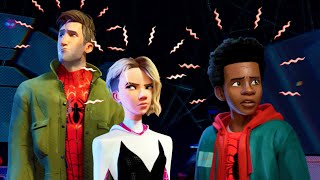 NEW Spider-Man Into the Spider-Verse TRAILER + Clips