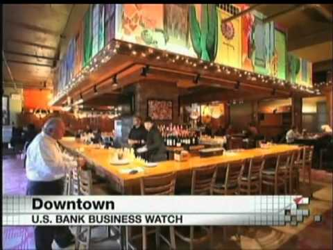 El Coyote Restaurant Opened In Downtown Cincinnati U S Bank Business Watch 3 17 13