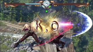 SOULCALIBUR VI-HIGHER LEVEL FIGHTS: LINKORZ(Groh) vs IRM(Maxi)